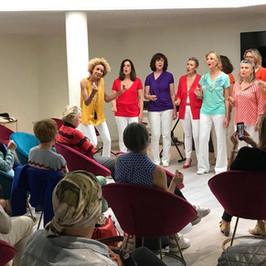La Bande à Madame Private concert for cancert