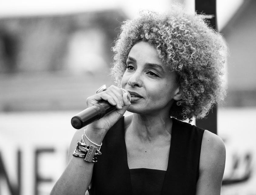 """Festival """"Neuville en jazz"""". Sophie Thiam. © Jochen Strobel"""