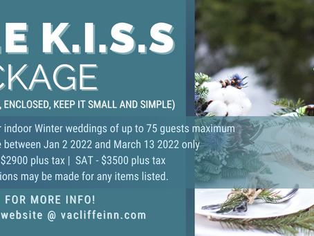 I.C.E. K.I.S.S. Package