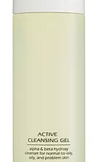 Pearl Cosmetics' Active Cleansing Gel