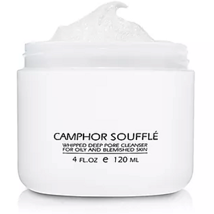 Pearl Cosmetics' Camphor Souffle Cleanser