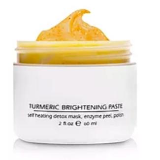 Pearl Cosmetics' Turmeric Brightening Paste