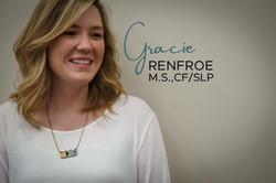 Gracie Renfroe, M.S., CF/SPL
