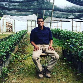 Diego agriculteur