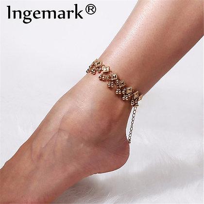 Ingemark Bohemian Bells Tassel Pendant Anklet Bracelet