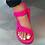 Thumbnail: Buckle Strap Foam Sandals