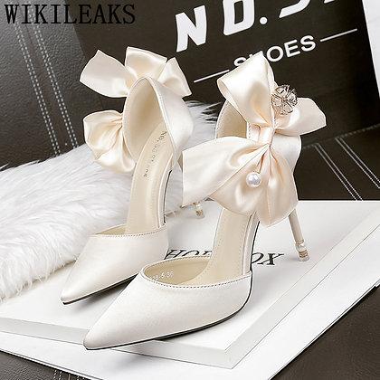 Elegant Stiletto High Heels