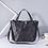 Thumbnail: Luminous Plain Folding Geometric Handbag