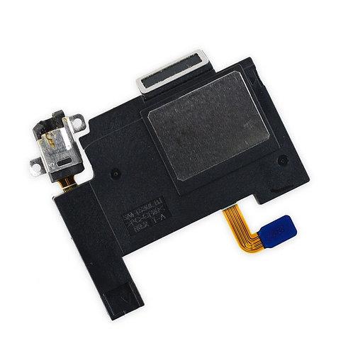 Динамик левый (speaker) + разъём 3,5 мм Samsung Galaxy Tab 4 (10.1)