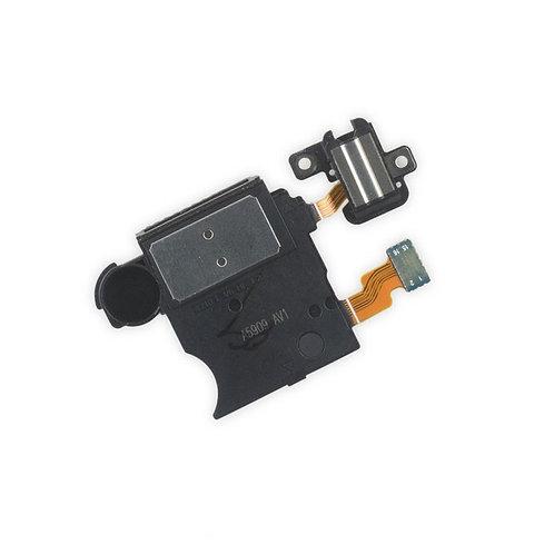 Динамик (speaker) левый + разъём 3,5 мм Samsung Galaxy Tab S2 (8.0)
