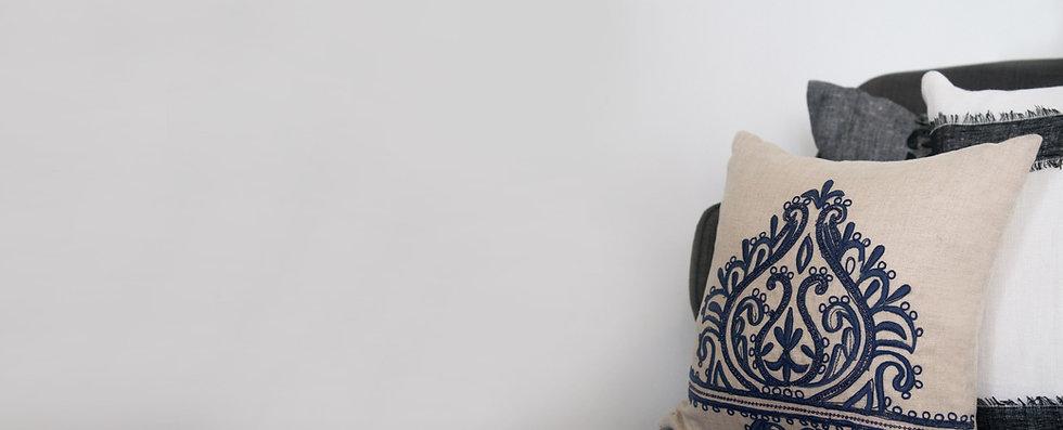 Linen Cushions