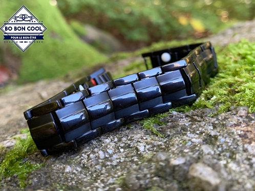 Bracelet énergétique en Titane BBC017