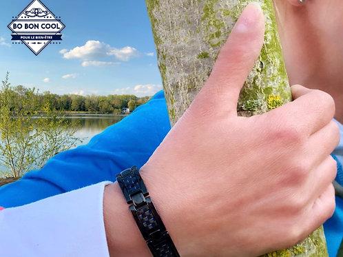 BBC056 Bleu Bracelet Energétique