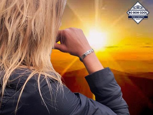 YIN-YANG BBC142 Bracelet Magnétique