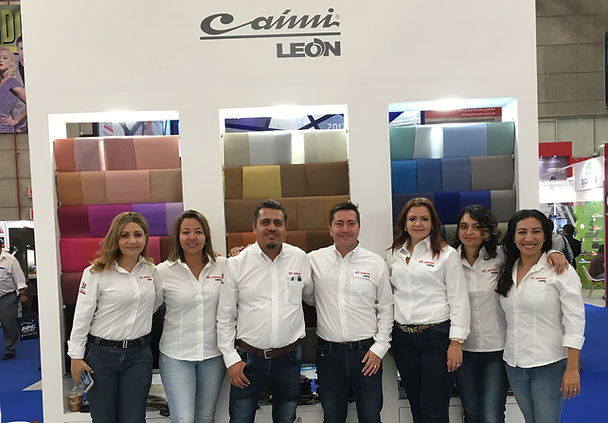 Caimi Leon equipo comercial