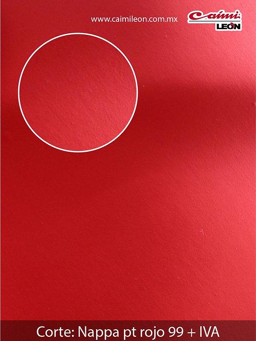Nappa pt rojo