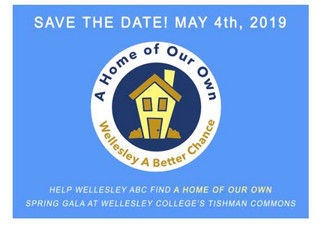 Save the Date: Spring Gala (May 4th)!