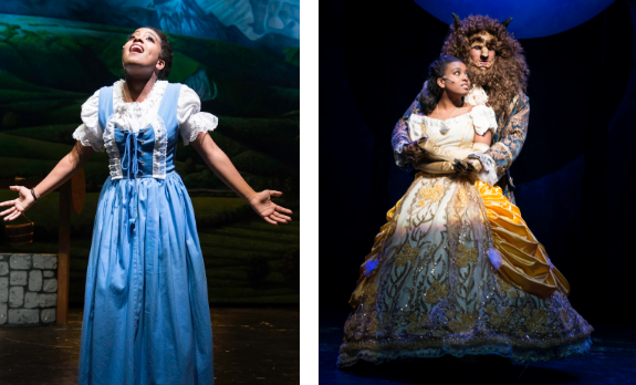 Cypress Smith as Belle