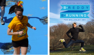 ABC Announces 2 Boston Marathon Charity Runners