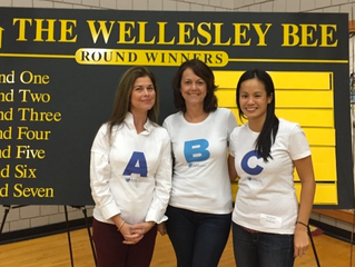 Wellesley ABC teams up for WEF Spelling Bee