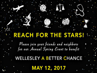 Reach For The Stars on May 12th