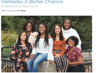 Wellesley ABC Wellesley-Weston Magazine Article