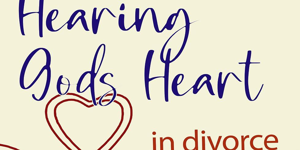 Hearing God's Heart in Divorce