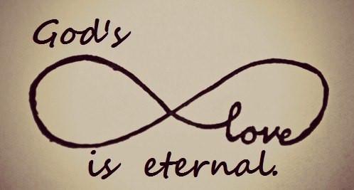 He is Infinity