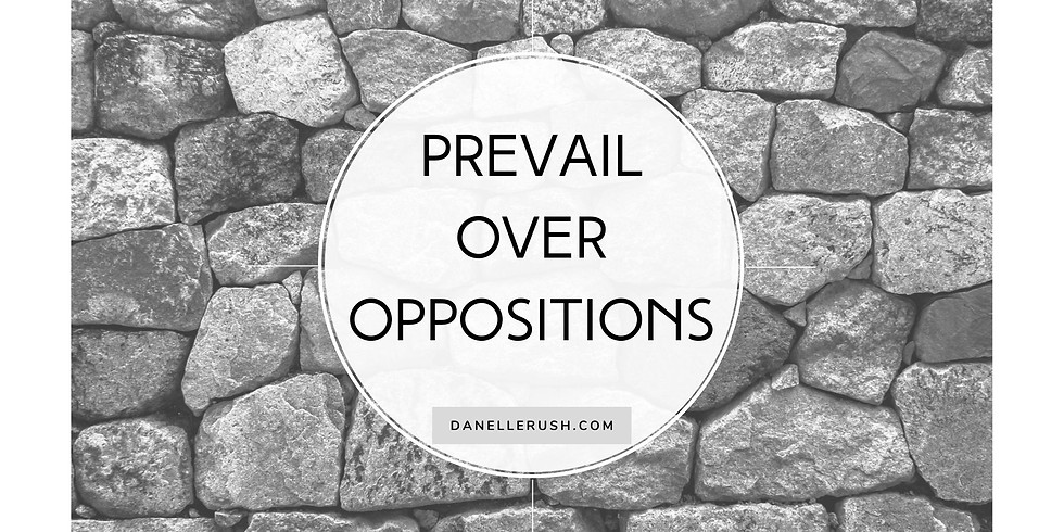 Group Coaching - Prevail Over Oppositions
