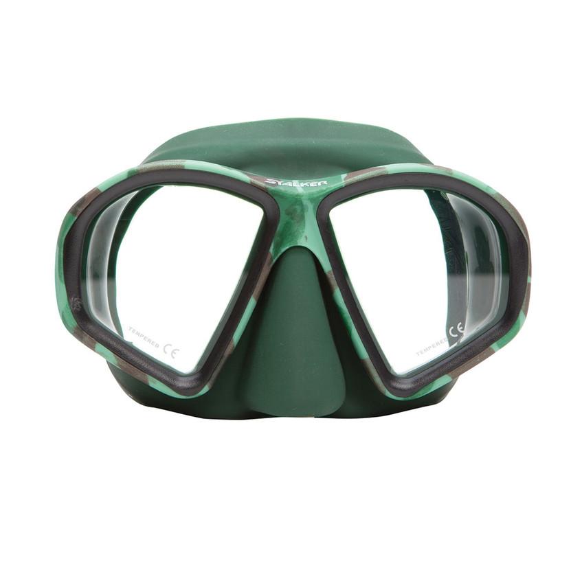 Stalker Mask Green