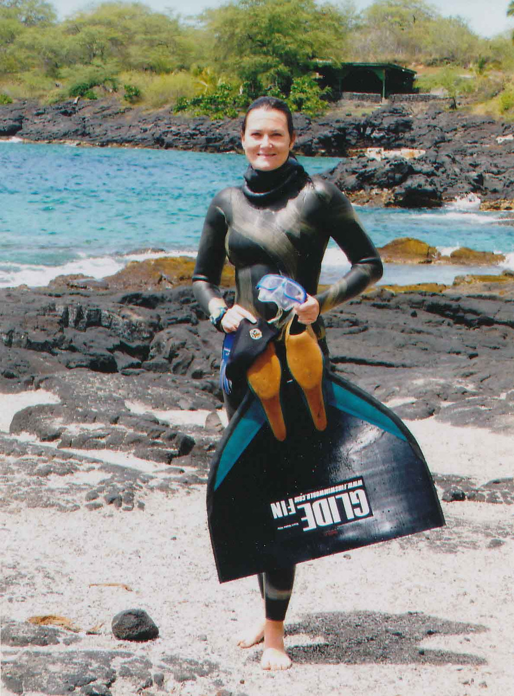 learn to freedive Kona Freedivers