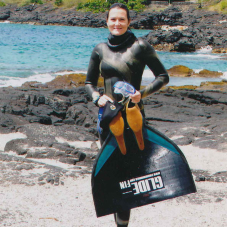 How I Learned to Freedive in Hawaii