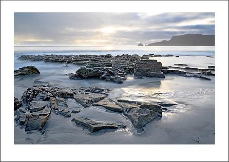 Dawn Kiss - South Bruny Island, Tasmania