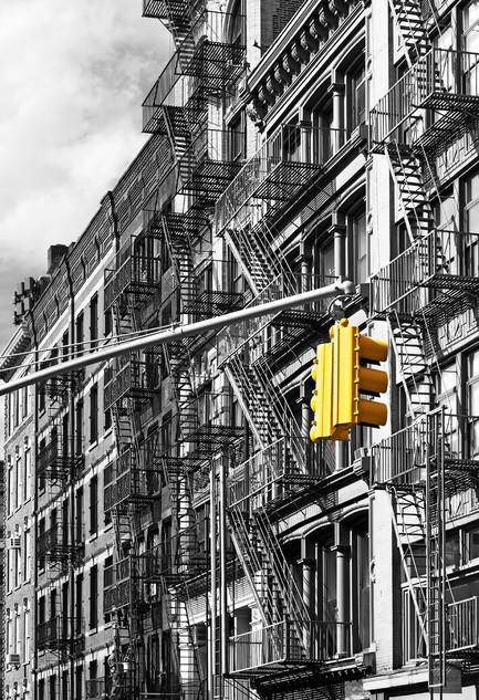 Cast Iron Central - New York, USA