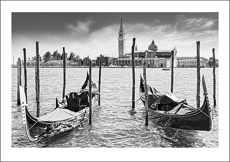Bookends - Venice, Italy