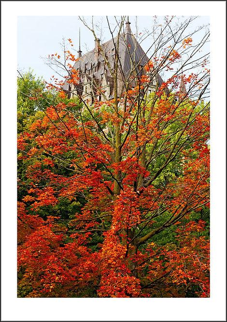 Towering Inferno - Quebec City, Canada