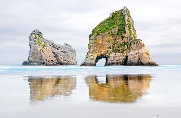 Another World - Wharariki Beach, New Zealand