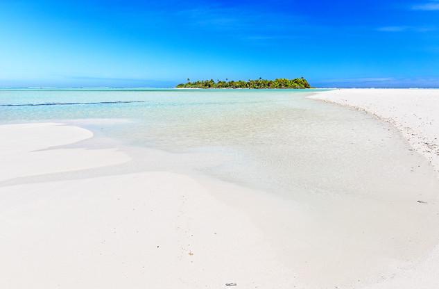 Dreamscape #1 - Aitutaki Lagoon, Cook Islands