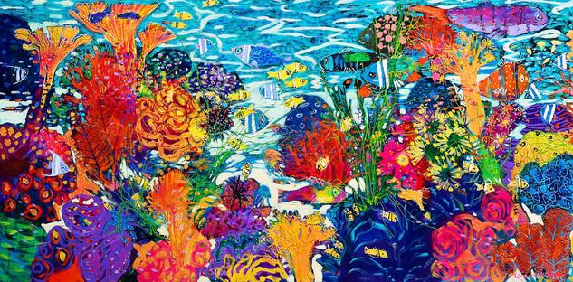 Coral Garden #1
