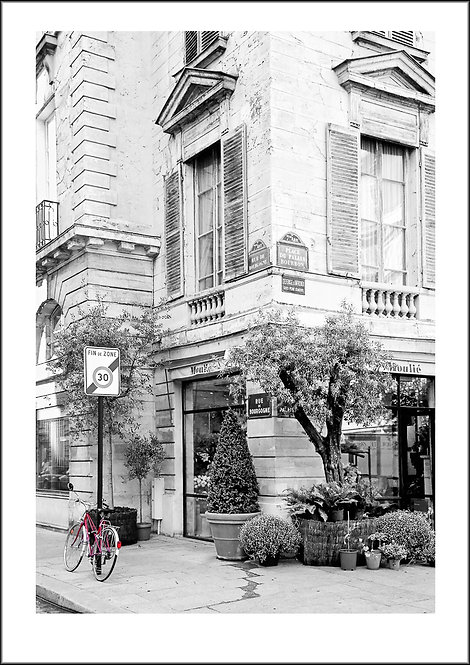 Moments in Time - Paris, France