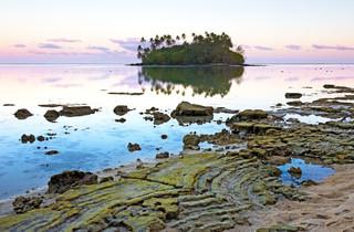Reflected Wonder - Rarotonga, Cook Islands