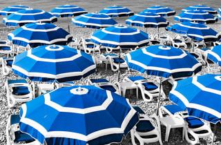 Colour Me Blue - Nice, France