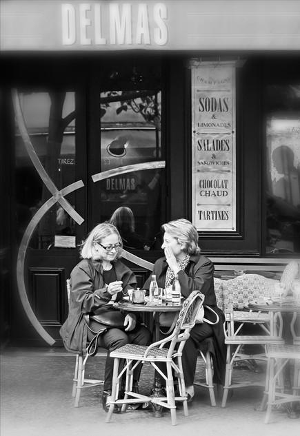 Shared Secrets - Paris, France