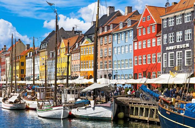 Technicolour Dream - Copenhagen, Denmark