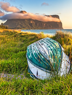 The Golden Hour - Lord Howe Island, New South Wales