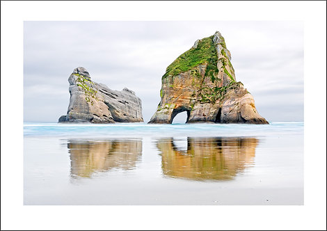 Another World - Wharariki Beach, New Zealand