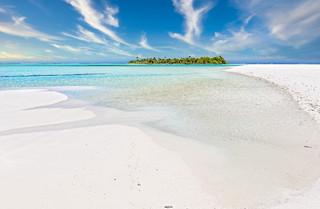 Dreamscape#1 - Aitutaki, Cook Islands