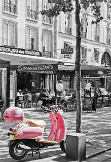 Pretty in Pink - Paris, France