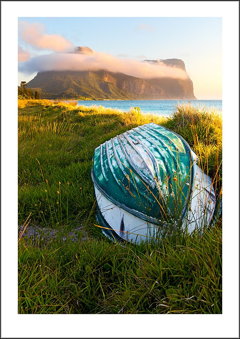 The Golden Hour - Lord Howe Island, Australia