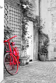 Red Ones Go Faster - Lucerne, Switzerland